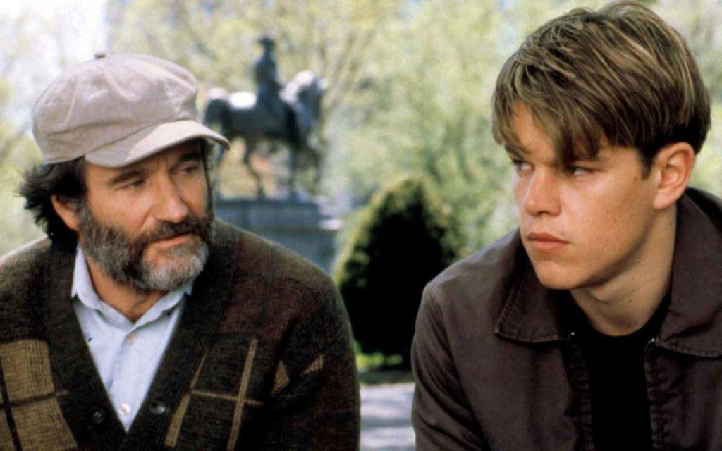 Filmy - Dobrý Will Hunting