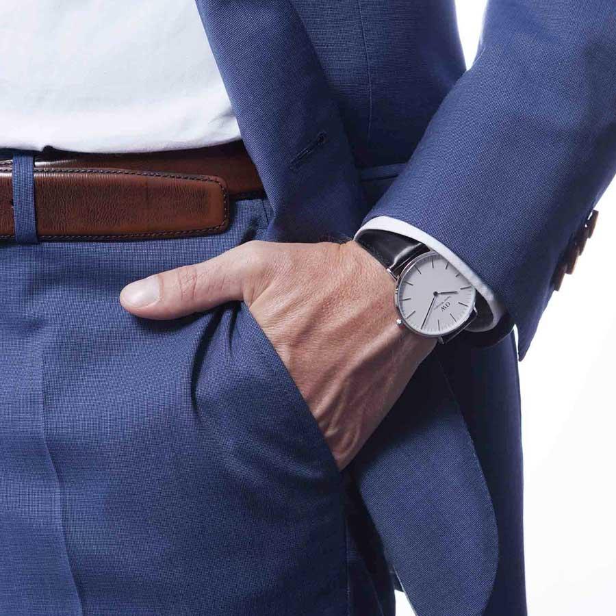 Daniel Wellington - elegantné pánske hodinky