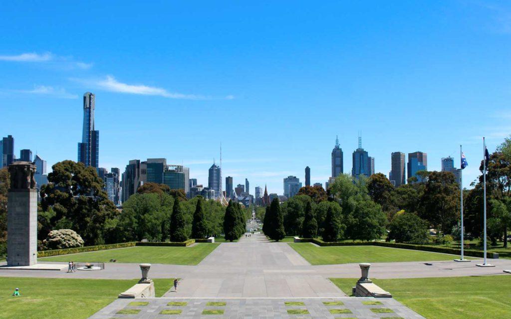 Melbourne - Aké sú najlepšie mestá na štúdium v zahraničí?