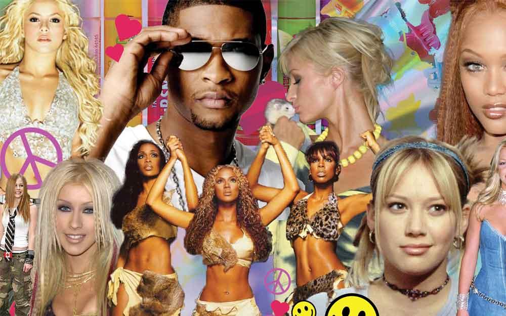 TOP ikonických umelcov 2000´s