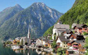 Najkrajšie miesta v Európe